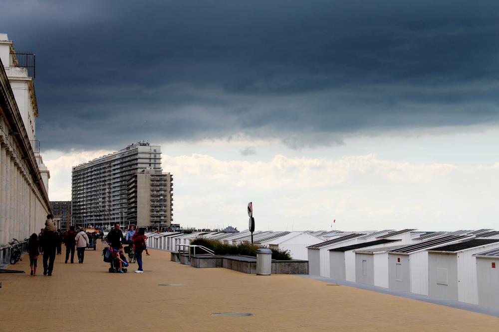 Dreigende wolken | VLIZ (Leontien De Wulf)