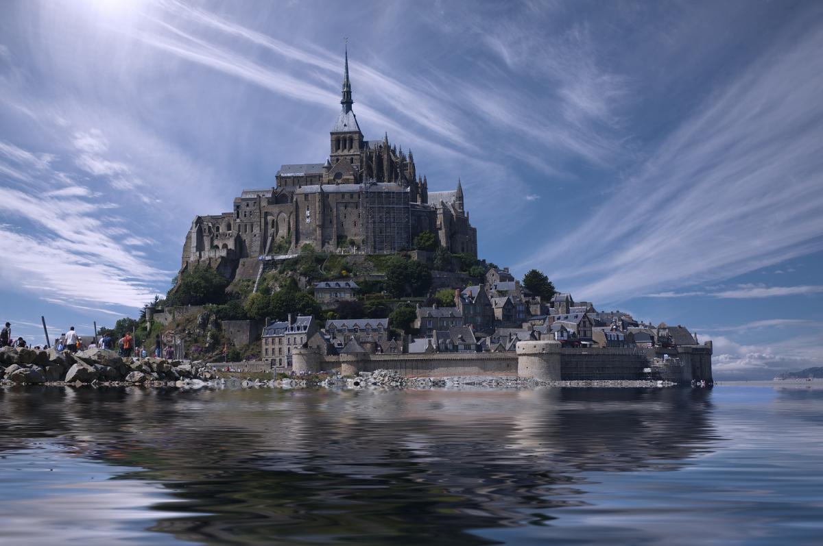Mont Saint Michel | © PIXABAY